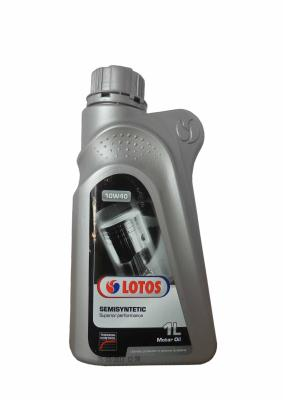 Lotos Semisynthetic SAE 10W-40 .