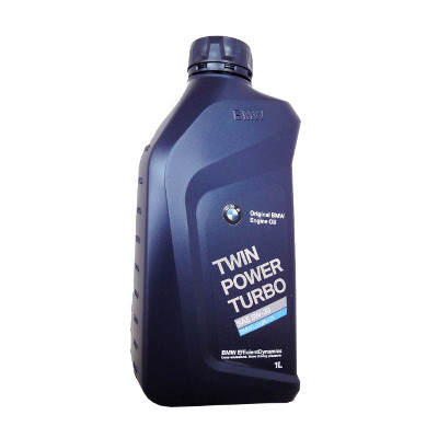 Масло BMW 5W30 Twinpower Turbo Oil Longlife04 1 л масло моторное